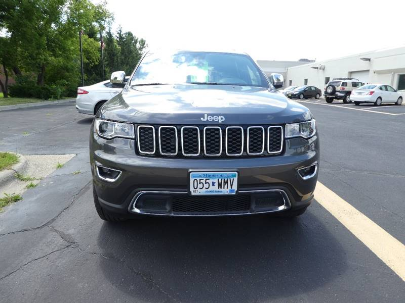 2017 Jeep Grand Cherokee 4x4 Limited 4dr SUV - New Hope MN