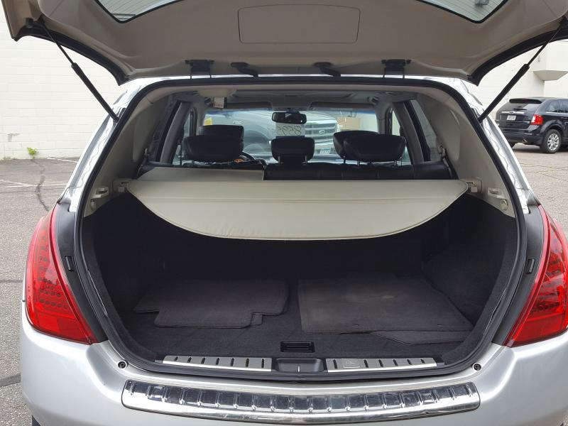2007 Nissan Murano AWD SL 4dr SUV - New Hope MN