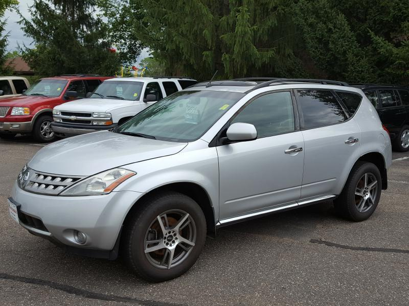 2007 Nissan Murano For Sale At AUTOHAUS Of MINNEAPOLIS In New Hope MN