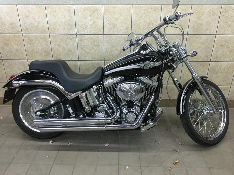 2003 Harley-Davidson MOTORCYCLE SOFTTAIL - New Hope MN