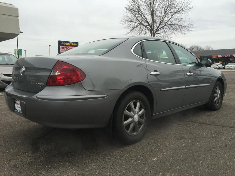 2007 Buick LaCrosse CXL 4dr Sedan w/ Side Curtain Airbag Delete - New Hope MN