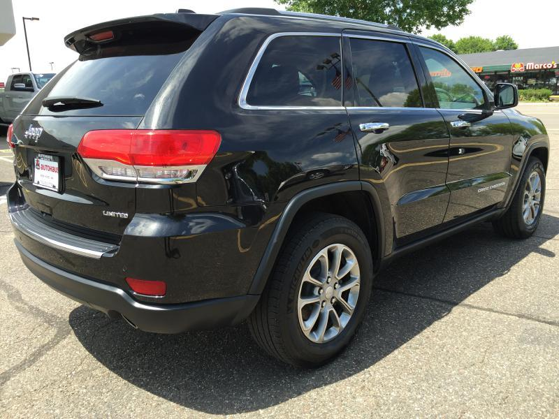 2014 Jeep Grand Cherokee 4x2 Limited 4dr SUV - New Hope MN