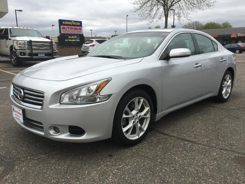 2012 Nissan Maxima S - New Hope MN