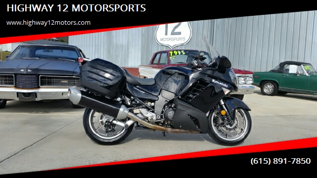 2009 Kawasaki Concours 14 ABS for sale at HIGHWAY 12 MOTORSPORTS in Nashville TN