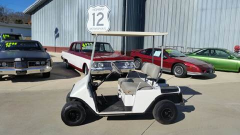 2000 Club Car Precedent