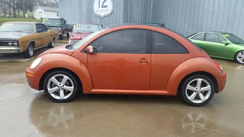 2010 Volkswagen New Beetle for sale at HIGHWAY 12 MOTORSPORTS in Nashville TN