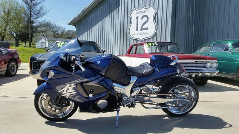 2008 Suzuki Hayabusa In Nashville TN - HIGHWAY 12 MOTORSPORTS