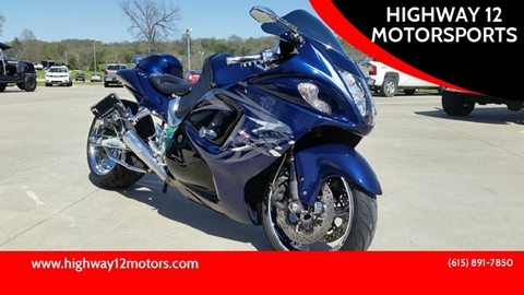 2008 Suzuki Hayabusa for sale in Nashville, TN