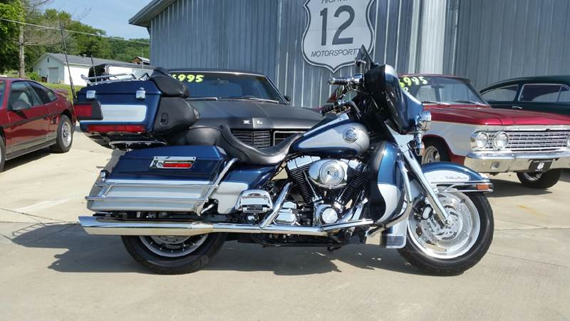 2001 Harley-Davidson FLHTCU