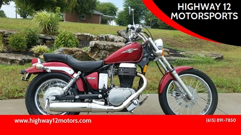 2008 Suzuki Boulevard  for sale at HIGHWAY 12 MOTORSPORTS in Nashville TN