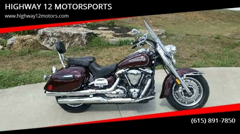 2011 Yamaha XV1700A for sale at HIGHWAY 12 MOTORSPORTS in Nashville TN
