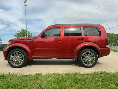 2008 Dodge Nitro for sale at HIGHWAY 12 MOTORSPORTS in Nashville TN