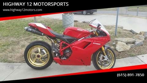 2008 Ducati 1098S for sale in Nashville, TN