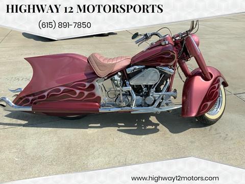 1991 Harley-Davidson FLSTC for sale at HIGHWAY 12 MOTORSPORTS in Nashville TN