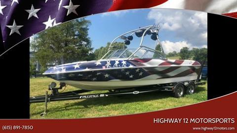 2004 Tige 24v for sale at HIGHWAY 12 MOTORSPORTS in Nashville TN