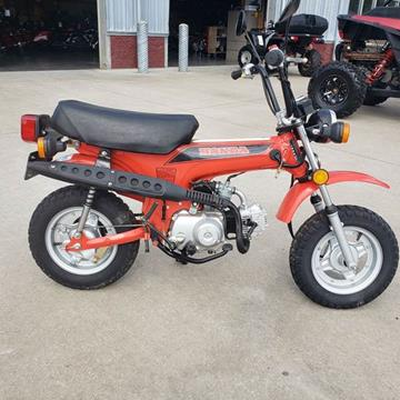 1982 Honda MINI TRAIL 70 for sale at HIGHWAY 12 MOTORSPORTS in Nashville TN