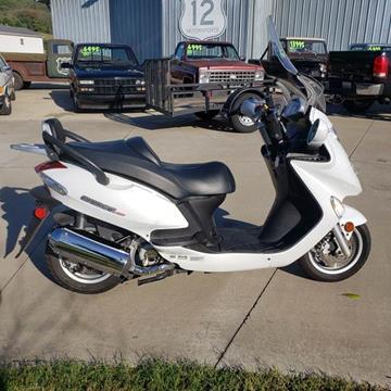 2007 Kymco Grand Vista 250