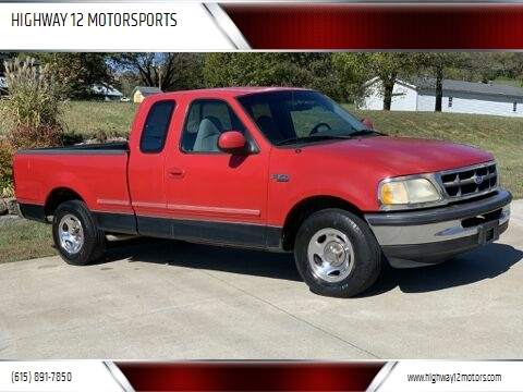 1997 Ford F-150 for sale in Nashville, TN
