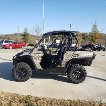 2015 Can-Am Commander for sale in Nashville, TN