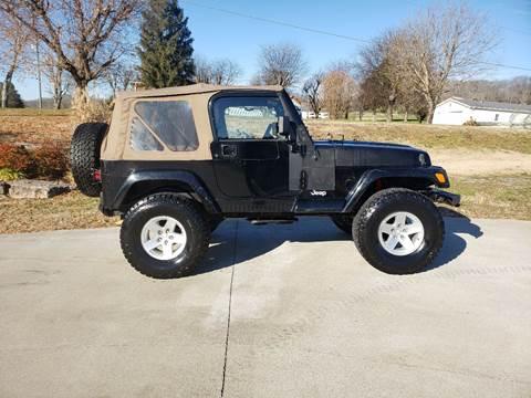 1999 Jeep Wrangler for sale in Nashville, TN