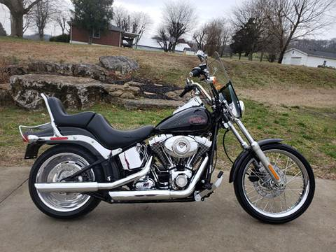 2007 Harley-Davidson FXSTC for sale at HIGHWAY 12 MOTORSPORTS in Nashville TN