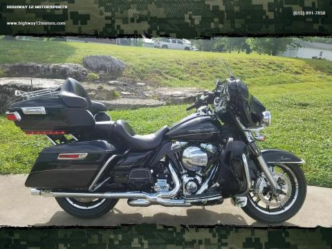 2014 Harley-Davidson FLHTK for sale at HIGHWAY 12 MOTORSPORTS in Nashville TN