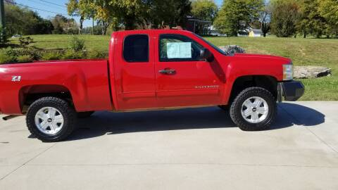 2012 Chevrolet Silverado 1500 for sale at HIGHWAY 12 MOTORSPORTS in Nashville TN