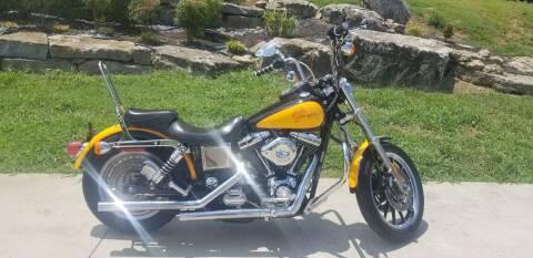 2000 Harley-Davidson FXDL for sale at HIGHWAY 12 MOTORSPORTS in Nashville TN