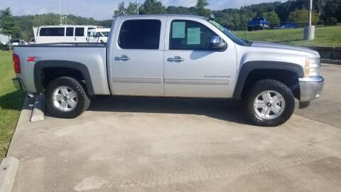 2013 Chevrolet Silverado 1500 for sale at HIGHWAY 12 MOTORSPORTS in Nashville TN