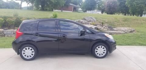 2015 Nissan Versa Note for sale at HIGHWAY 12 MOTORSPORTS in Nashville TN