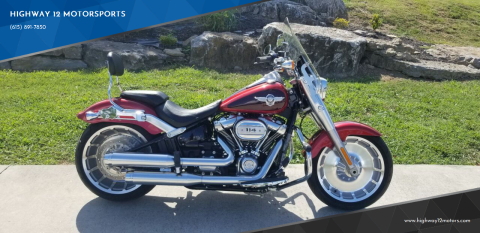 2018 Harley-Davidson FLFB for sale at HIGHWAY 12 MOTORSPORTS in Nashville TN