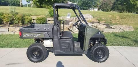 2018 Polaris Ranger Xp900 for sale at HIGHWAY 12 MOTORSPORTS in Nashville TN
