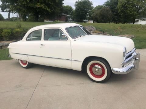 1949 Ford Tudor for sale at HIGHWAY 12 MOTORSPORTS in Nashville TN