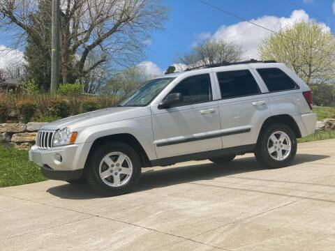 2007 Jeep Grand Cherokee for sale at HIGHWAY 12 MOTORSPORTS in Nashville TN