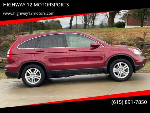 2011 Honda CR-V for sale at HIGHWAY 12 MOTORSPORTS in Nashville TN