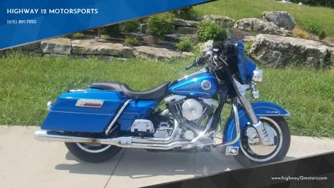 1997 Harley-Davidson FHLTCUI for sale at HIGHWAY 12 MOTORSPORTS in Nashville TN