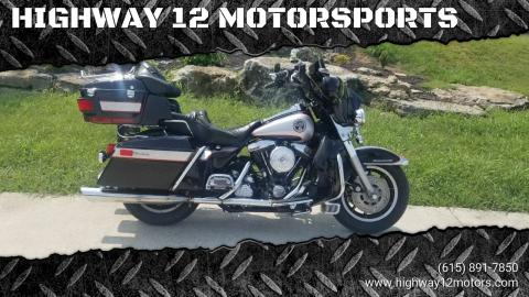 1989 Harley-Davidson FLHTCU for sale at HIGHWAY 12 MOTORSPORTS in Nashville TN