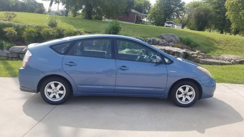 2008 Toyota Prius for sale at HIGHWAY 12 MOTORSPORTS in Nashville TN