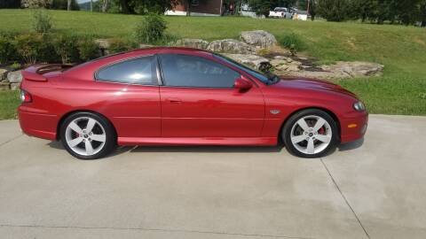 2006 Pontiac GTO for sale at HIGHWAY 12 MOTORSPORTS in Nashville TN