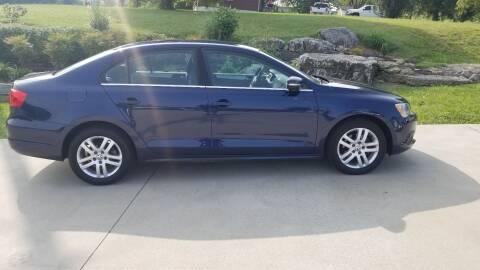 2013 Volkswagen Jetta for sale at HIGHWAY 12 MOTORSPORTS in Nashville TN
