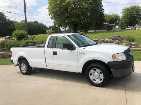 2008 Ford F-150 for sale at HIGHWAY 12 MOTORSPORTS in Nashville TN