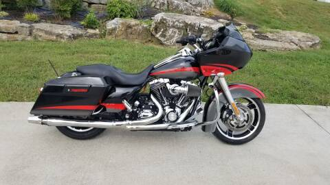 2010 Harley-Davidson FLTRX for sale at HIGHWAY 12 MOTORSPORTS in Nashville TN