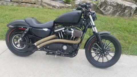 2014 Harley-Davidson XL883 N for sale at HIGHWAY 12 MOTORSPORTS in Nashville TN