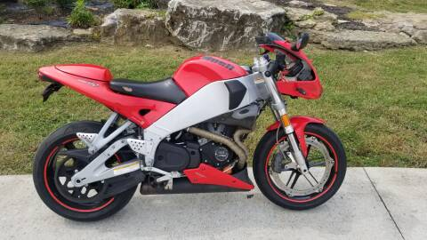 2007 Buell XB9R for sale at HIGHWAY 12 MOTORSPORTS in Nashville TN