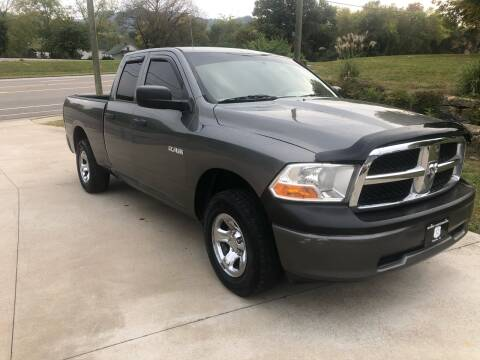 2009 Dodge Ram Pickup 1500 for sale at HIGHWAY 12 MOTORSPORTS in Nashville TN
