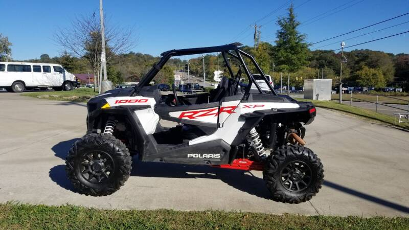 2020 Polaris Rzr for sale at HIGHWAY 12 MOTORSPORTS in Nashville TN