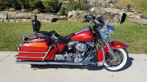 1990 Harley-Davidson FLHS for sale at HIGHWAY 12 MOTORSPORTS in Nashville TN