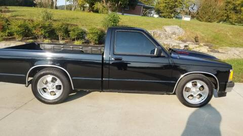 1993 Chevrolet S-10 for sale at HIGHWAY 12 MOTORSPORTS in Nashville TN