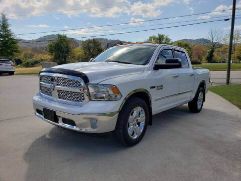 2015 RAM Ram Pickup 1500 for sale at HIGHWAY 12 MOTORSPORTS in Nashville TN