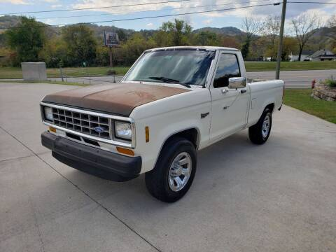 1988 Ford Ranger for sale at HIGHWAY 12 MOTORSPORTS in Nashville TN